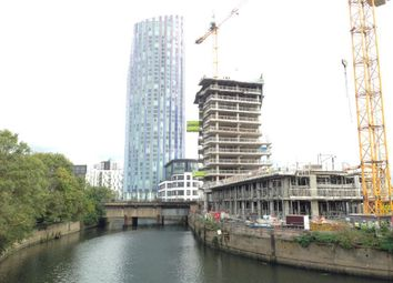 Thumbnail 1 bed flat for sale in Stratford High Street, London