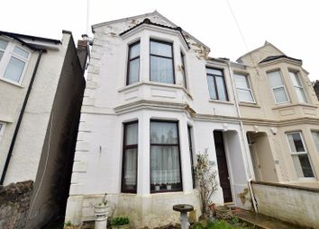 Thumbnail 5 bed semi-detached house for sale in Stafford Road, Weston-Super-Mare, North Somerset