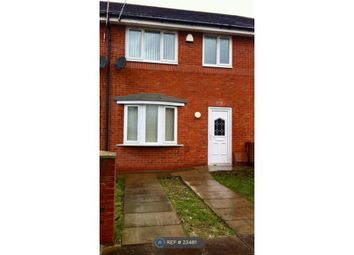 Thumbnail 3 bed terraced house to rent in Parade Crescent, Liverpool