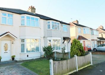 Thumbnail 3 bed semi-detached house for sale in Suttons Avenue, Hornchurch