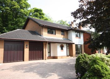 Thumbnail 4 bed detached house for sale in Grieve Croft, Bothwell, Bothwell