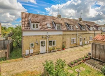 Thumbnail 2 bedroom end terrace house for sale in Pound Lane, Isleham, Ely