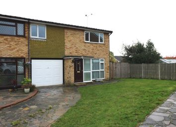 Thumbnail 4 bed end terrace house to rent in Thornhill, Leigh-On-Sea