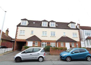 Thumbnail 2 bed flat for sale in Brinkley Court, 32 Brinkley Road, Worcester Park