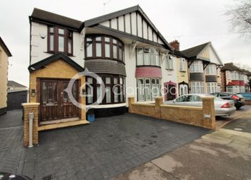 Thumbnail 4 bed property for sale in Sandhurst Drive, Ilford, Essex.