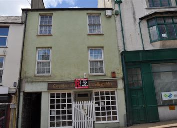 Thumbnail 3 bed flat for sale in Market Street, Holyhead