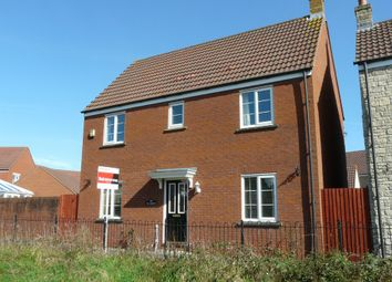 Thumbnail 3 bed detached house for sale in The Burrows, St Georges, Weston-Super-Mare