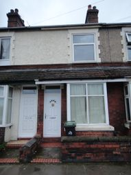 Thumbnail 1 bed terraced house to rent in Boughey Road, Stoke-On-Trent