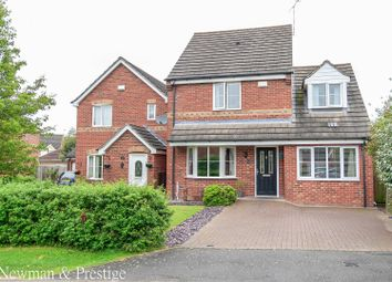 Thumbnail 3 bedroom detached house for sale in Aspen Drive, Longford, Coventry
