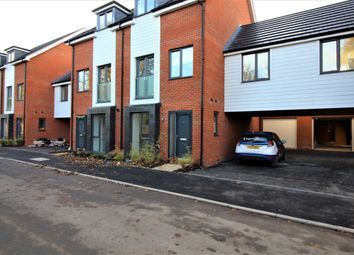 Thumbnail 4 bed town house to rent in Robert Parker Road, Reading, Berkshire
