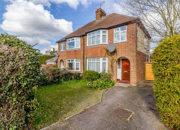 Thumbnail 3 bed semi-detached house for sale in Queen Ediths Way, Cambridge, Cambridgeshire