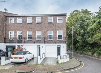 Thumbnail 4 bed terraced house to rent in Chepstow Close, Lytton Grove, London