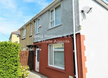 Thumbnail 3 bed semi-detached house for sale in Laburnam Avenue, Tredegar, Blaenau Gwent.