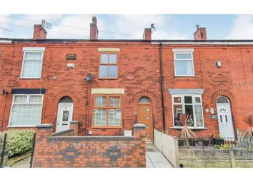 Moss Lane, Manchester M27. 2 bed terraced house for sale