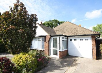 Thumbnail 2 bed bungalow for sale in Gatelands Drive, Bexhill-On-Sea