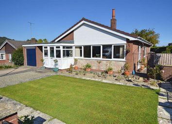 Thumbnail 3 bed bungalow for sale in 14, Dolforgan View, Kerry, Newtown, Powys