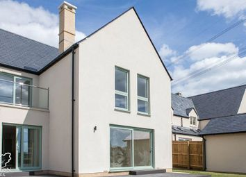 Thumbnail 3 bed semi-detached house for sale in Lorton Park, Weymouth, Dorset