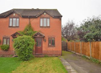 Thumbnail 2 bed semi-detached house to rent in Revena Close, Colwick, Nottingham