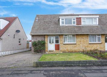 Thumbnail 4 bed semi-detached house for sale in Fox Spring Rise, Fairmilehead, Edinburgh