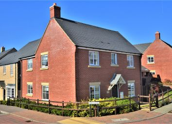 Thumbnail 4 bed detached house for sale in Ash Close, Kings Cliffe, Peterborough