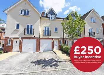Thumbnail 4 bed town house for sale in Raynham Close, Guildford