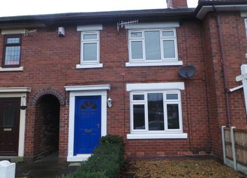 Thumbnail 2 bed town house for sale in Richmond Road, Hanford, Stoke-On-Trent