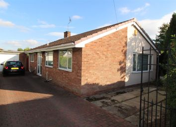 Thumbnail 3 bed detached bungalow for sale in Winchester Close, Worksop