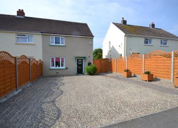 Thumbnail 3 bed semi-detached house for sale in Glanhafan, Llangwm, Haverfordwest