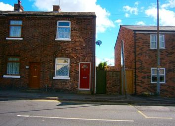 Thumbnail 2 bed end terrace house to rent in Fallibroome Road, Macclesfield, Cheshire