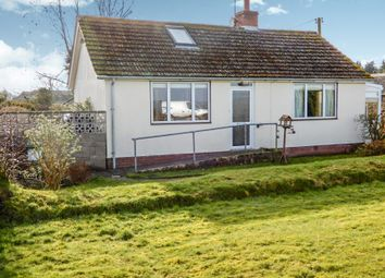 Thumbnail 2 bed detached bungalow for sale in The Croft, Bowness-On-Solway, Wigton, Cumbria
