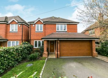 Thumbnail 4 bedroom detached house to rent in New Park Road, Cranleigh
