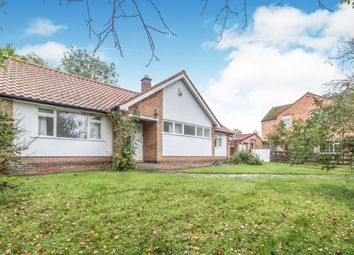 Thumbnail 2 bed bungalow for sale in Loughborough Road, Hathern, Loughborough, Leicestershire