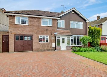 Thumbnail 5 bed detached house for sale in Huthwaite Road, Huthwaite, Sutton-In-Ashfield