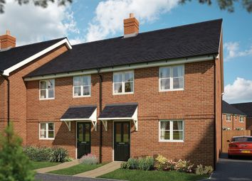 """Thumbnail 3 bed semi-detached house for sale in """"The Washington"""" at Cornfield Way, Worthing"""