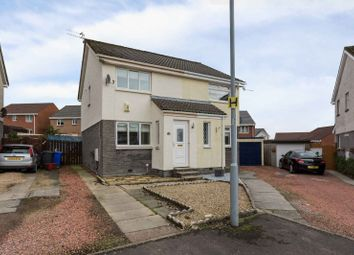 Thumbnail 2 bed semi-detached house for sale in Rigg Crescent, Cumnock, East Ayrshire
