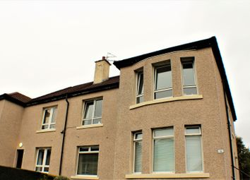 Thumbnail 3 bed flat for sale in Thane Road, Glasgow