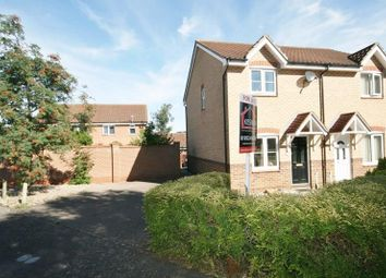 Thumbnail 2 bedroom semi-detached house for sale in Alexandra Way, Attleborough