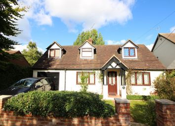 Thumbnail 4 bed detached house to rent in Grove Road, Sonning Common