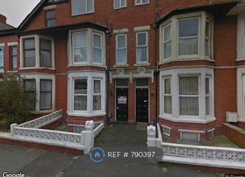 Thumbnail Studio to rent in Osborne Road, Blackpool
