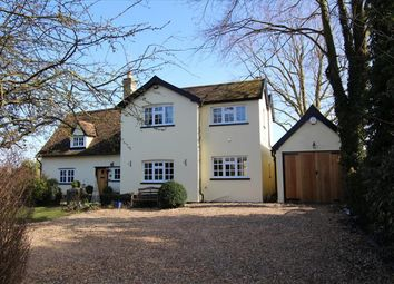 Thumbnail 4 bed detached house for sale in Ashwell Road, Newnham, Baldock