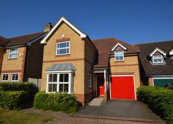 Thumbnail 3 bed detached house for sale in Siskin Close, Kennington, Ashford, Kent