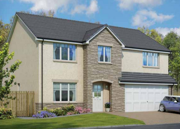 Thumbnail 5 bed detached house for sale in The Grampian, Off Oakley Road, Saline, Dunfermline, Fife