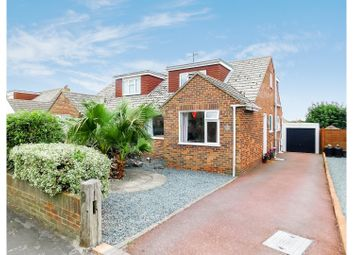 Thumbnail 4 bedroom semi-detached house for sale in Firle Road, Peacehaven
