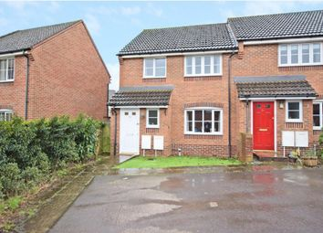 3 bed end terrace house for sale in Gloucester Avenue, Shinfield, Reading RG2