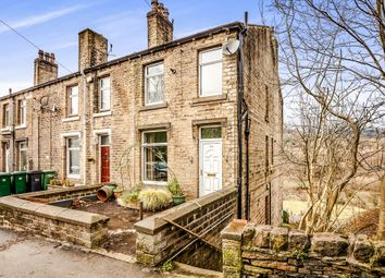 Thumbnail 3 bedroom end terrace house for sale in Manchester Road, Linthwaite, Huddersfield