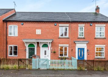 Thumbnail 2 bed terraced house for sale in Chartley, Balance Street, Uttoxeter