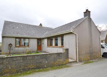 Thumbnail 3 bed detached bungalow for sale in Abercastle Road, Trefin, Haverfordwest