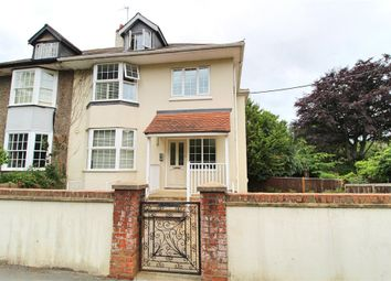 Thumbnail 1 bedroom flat for sale in Victoria Grove, Bridport