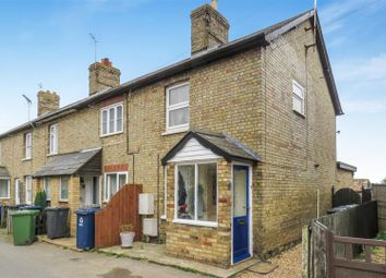 Thumbnail 2 bedroom end terrace house for sale in Station Road, Warboys, Huntingdon