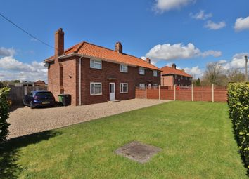 Thumbnail 3 bed semi-detached house for sale in Manor Road, Roydon, Diss